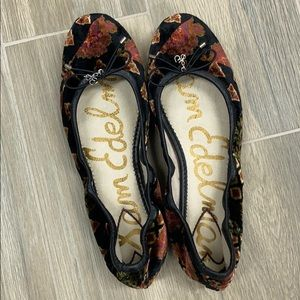 NEW RARE COLOUR Sam Edelman Felicia ballet flats